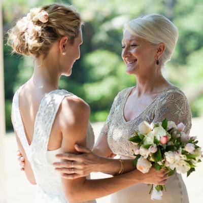 Слова мамы невесты на свадьбе