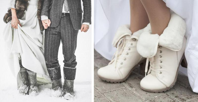Обувь невесты