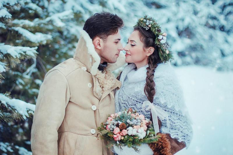 Жених в русском стиле