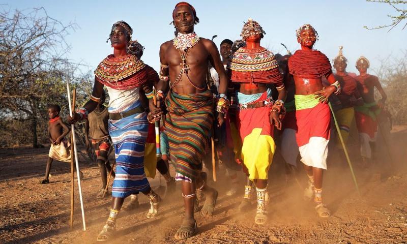Традиции Кении