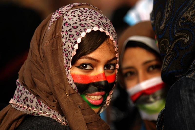 Ливия традиции