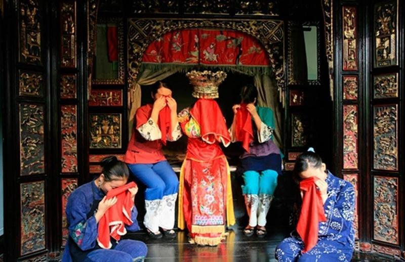 Китай традиции