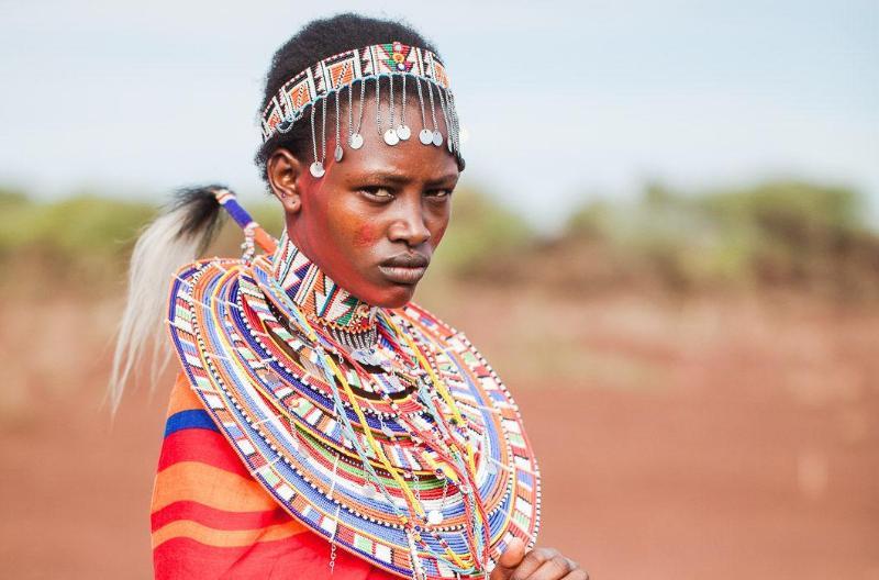 Традиции масаи
