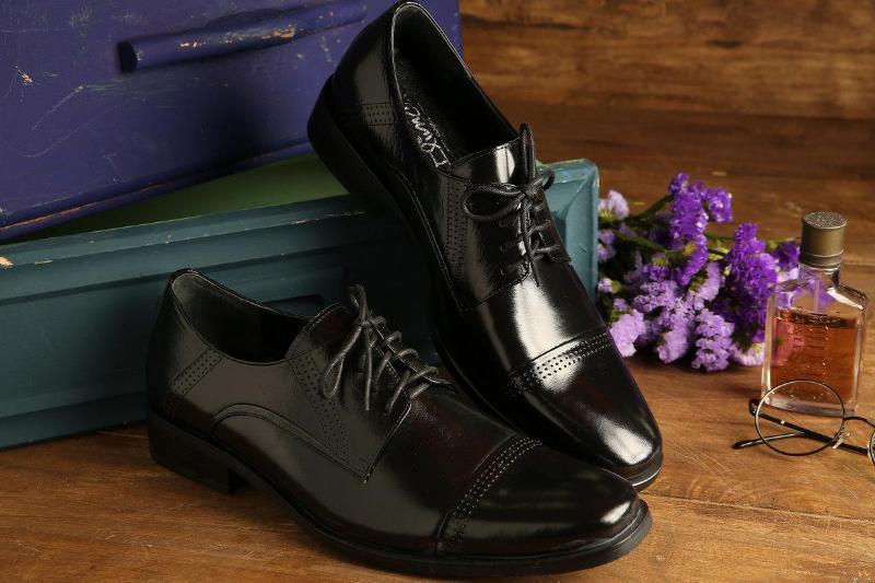 Свадебная обувь жениха