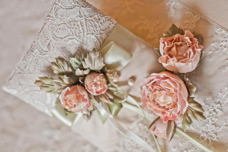 Шелковая свадьба