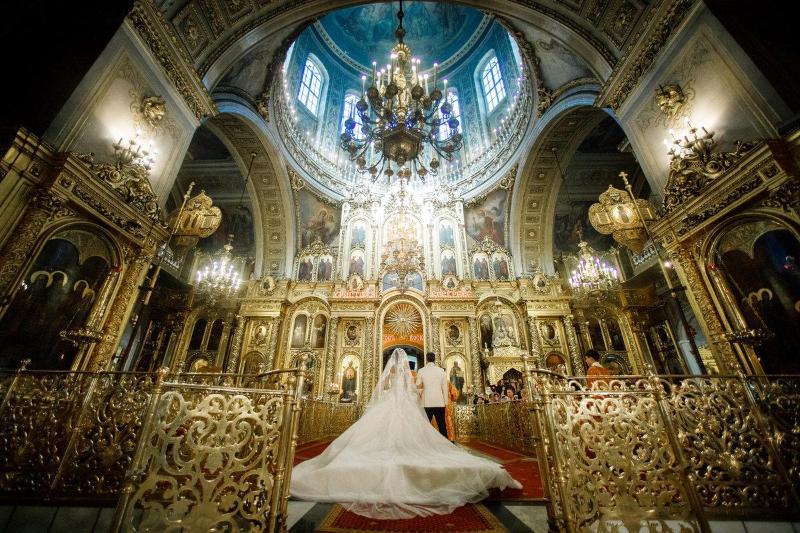 Приметы перед венчанием