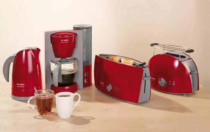 Кофемашины и чайник в подарок