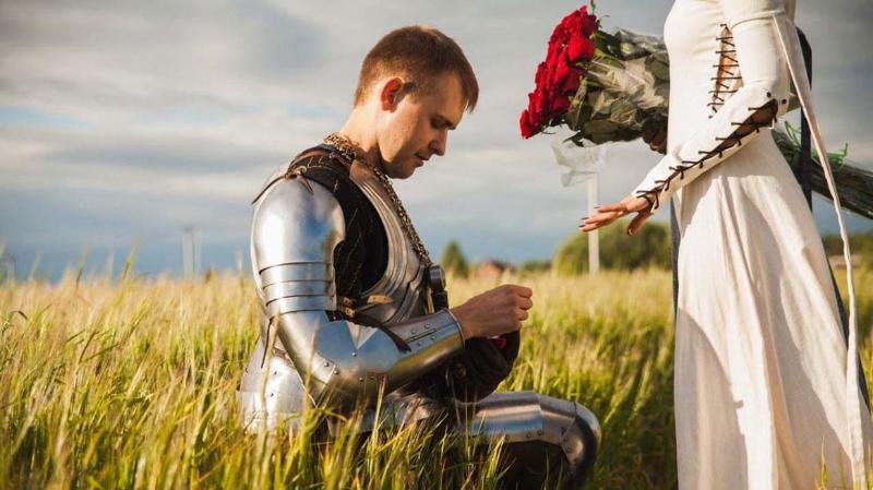 Романтика средневековых замков