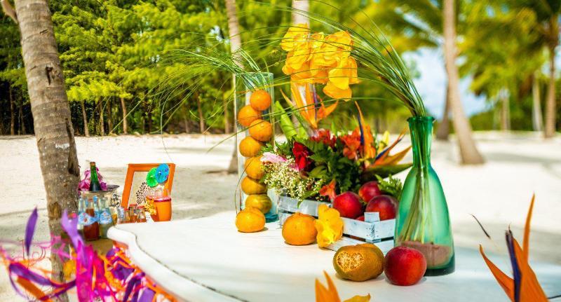 Декор фрукты