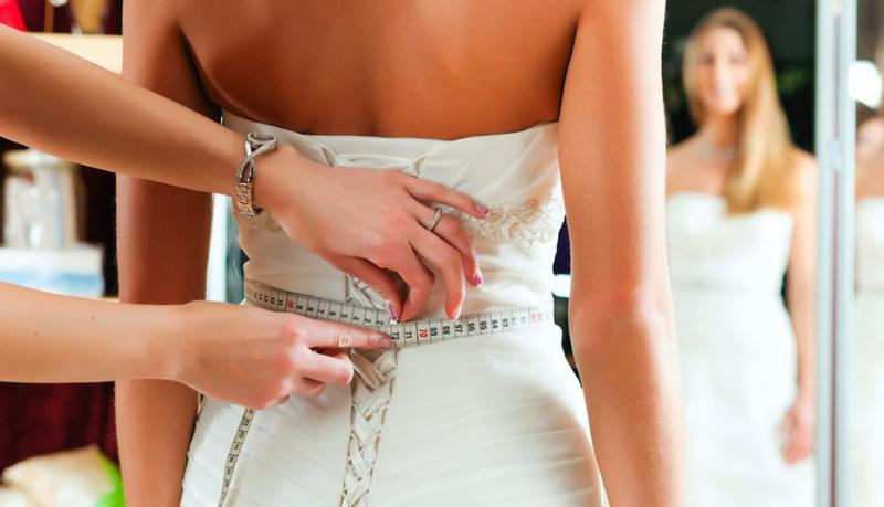 Сшить свадебное платье